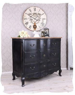 ancienne commode style louis xv galb e 2 tiroirs marquet e bois pr cieux marbre. Black Bedroom Furniture Sets. Home Design Ideas