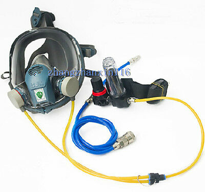 complete set of Circulating air supply(use 3M6800 or SJL full mask)