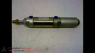 Smc Us28486 Pneumatic Cylinder Dual Rod 250Psi 1.7Mpa #171939