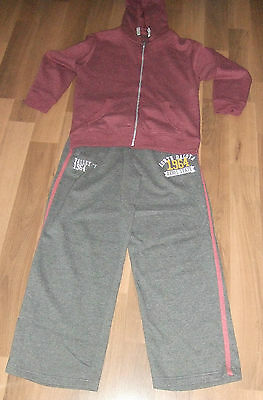 Boys Tracksuit, Rebel By Primark, Age 12-13, Fab For Sport/playing Out