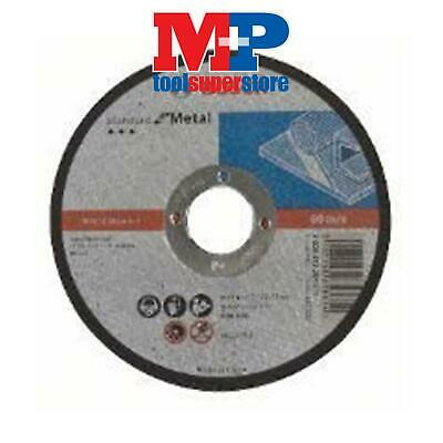 Bosch 2608603164 Metal Straight Cutting Disc 115Mm **pack Of 10**