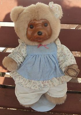 "Robert Raikes STACIE & FIFI Best Friends Collection 16"" Bear -No Fifi CHRISTMAS"