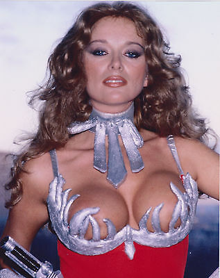 SYBIL DANNING BATTLE BEYOND THE STARS BUSTY SEXY PHOTO