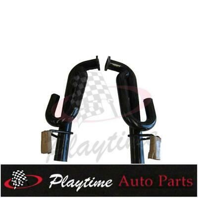 """2.5"""" Sports Exhaust Holden Commodore VE SV6 SS SSV V8 Wagon Rear Bolt On J Pipes"""