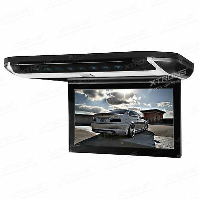 "Xtrons 10"" Cr108Hds Car Roof Video Hdmi Dvd Player Flip Pull Down Van Bus Game"