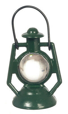 Green Lantern, Dolls House Miniature, Non Working Light, 1.12 Scale