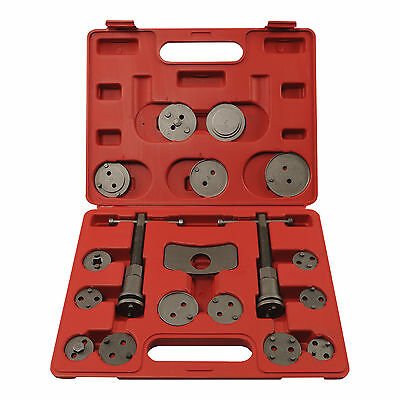 Break Piston Repositioner With Maletin Tools New 18 Pieces
