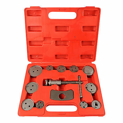 Tool Kit Box D'outils Piston Reppeler Calliper From Break 13 Pieces Audi
