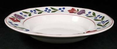 Adams OLD COLONIAL Rim Soup Bowl Current Backstamp GREAT CONDITION