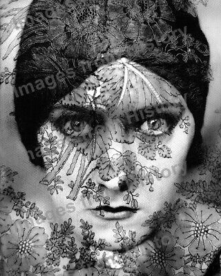 8x10 Print Gloria Swanson Beautiful Portrait #9827L