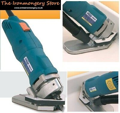 Virutex FR217S Angle Trimmer - Ideal For Trimming Solid Surface Corrian 240V