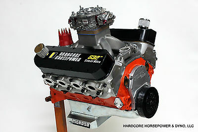 632ci Big Block Chevy Complete Engine 1,150hp+ Pro Race Gas Built-To-Order