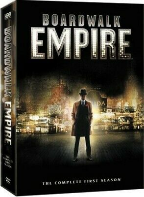 Boardwalk Empire: The Complete First Season - Brand New - NEW