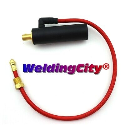 TIG Welding Torch Cable Adapter 195377/LDT1820L for Lincoln Miller | US Seller