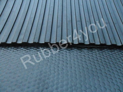 CHEAPEST Heavy Duty 6ft x 4ft x 12mm RUBBER STABLE MATS Horse Box pony Trailer