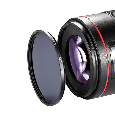 52mm 52 mm IR 720 nm 720nm Infrared Infra-Red Filter