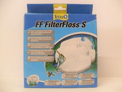 TETRA-TEC FF 600/700 Filter Foams. Aquarium. External