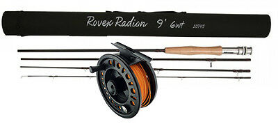 Radion FLY FISHING ROD + Reel & Line Deal - Choice of Fly Rods  (RRP £89.97)
