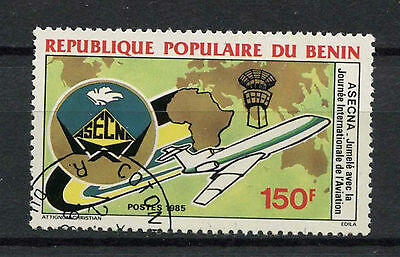 Benin 1985 SG#991 Aerial Navigation Security Agency Used #A78057