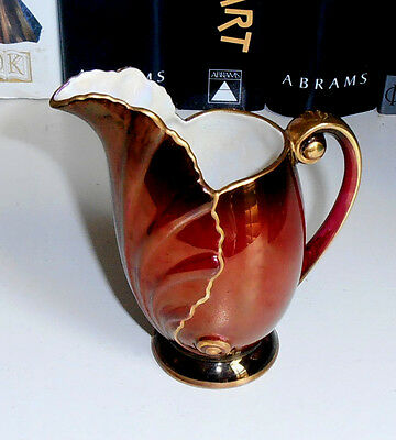 CARLTON WARE , MADE IN ENGLAND, ROUGE ROYALE