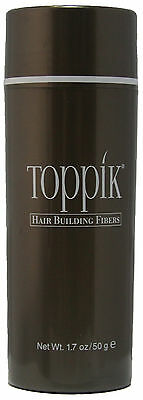 Toppik Hair Building Fibers- Giant Size1.74 oz/50g (Pick your color)- Fast Ship