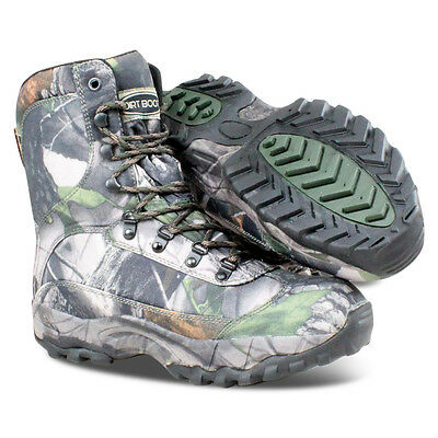 Dirt Boot Waterproof Hiking Ankle Muck Boot Hunt Camo