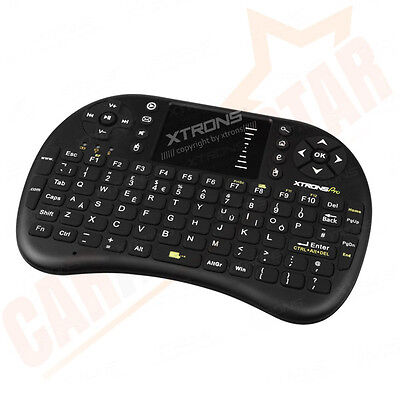 Mini Wireless Keyboard With Touchpad for Android TV Box PC Pad XBOX 360 Laptop