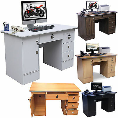 Computer Desk PC Table For Home Office Furniture PC Writing Table Workstation