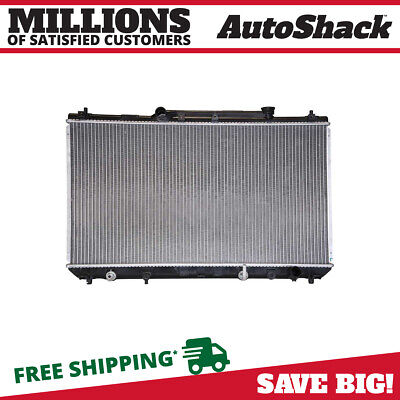 Direct Fit Complete Aluminum Radiator 2.2L DOHC fits 97-01 Toyota Camry Solara
