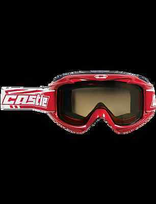 NEW!! 2015 CASTLE X LAUNCH SNOW GOGGLE RED FREE SHIPPING !!!!!!!!!
