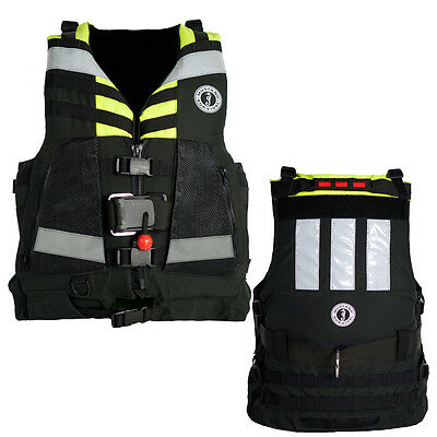 Mustang Universal Swift Water Rescue Vest [Mrv150]