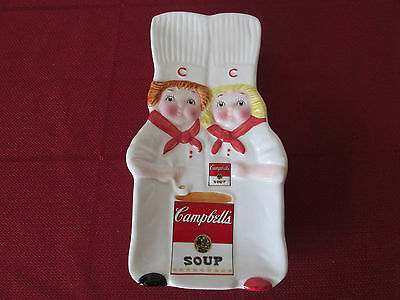 CAMPBELL'S SOUP SPOON REST BENJAMIN & MEDWIN, INC 1998