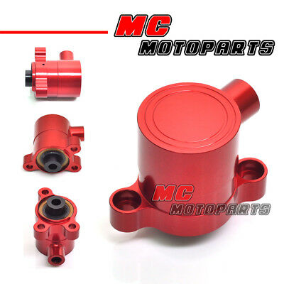 Red CNC Clutch Slave Cylinder Fit Ducati ST3 ST2 ST4 Streetfighter 848 S