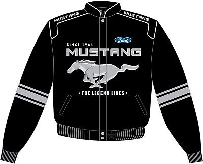 HUGE SAVINGS! LAST ONES in 3XL /& 4XL Only Shelby Mustang Logo Jacket # 98