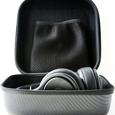 Headphone Case for Sennheiser HD215 HD212 HD650 HD600 AKG K701 K601 DT990 XD200