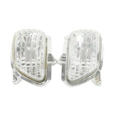 Clear Front Turn Signal Lens Shell For Honda F6B 2013-2015 2014