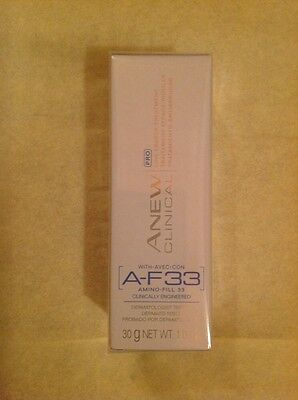 Avon Anew Clinical PRO Line Eraser Treatment -  A - F33 Full Size New