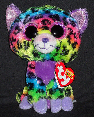 TY BEANIE BOOS - TRIXIE the CAT (JUSTICE STORE) - MINT with MINT TAGS