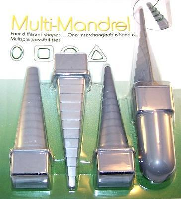 Multi-Mandrel Craft Wire Shaping Bending Tools