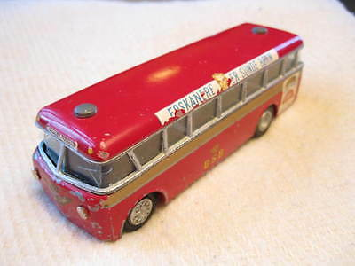 "Tekno Denmark,No 850  "" DSB BUS-SKAGEN -GEDSER ""THE RARE Early model bus ,50's ."