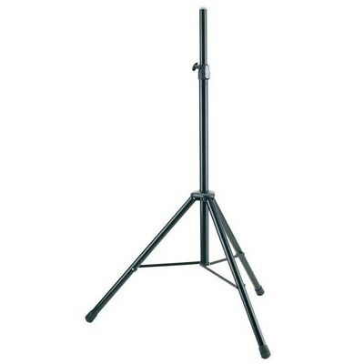 K & M (Konig & Meyer) 214/35 Steel Speaker Stand for up to 35kg - 5 Year W'ty