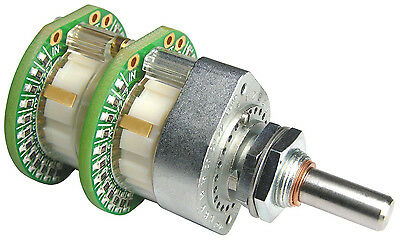 GOLDPOINT  PRECISION STEREO 10K STEPPED ATTENUATOR