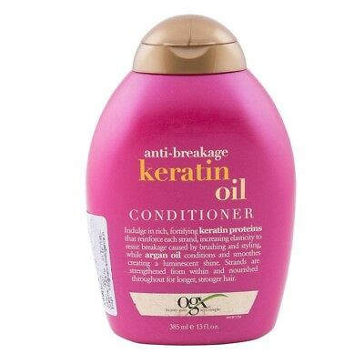 ORGANIX ANTI-BREAKAGE KERATIN OIL CONDITIONER 385ml /13fl SPECIAL OFFER