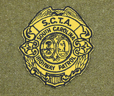31552) Patch South Carolina Highway Patrol Police Department Sheriff Law Enforce