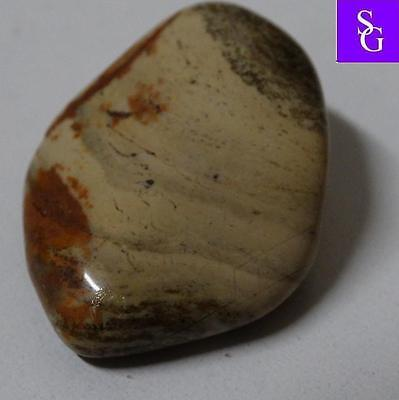 Australian natural cut & polished 47.52 ct Jasper