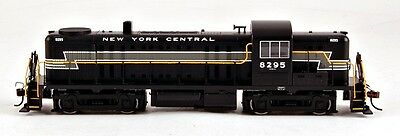 Bachmann HO Scale Train Diesel Alco RS-3 DCC Equipped New York Central 64211