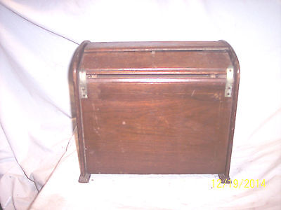 EARLY VICTORIAN 1880's  ROYAL ORGUINETTE ROLLER ORGAN MUSIC BOX FOR RESTORATION