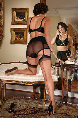 Secrets In Lace Dana Glamour Stocking