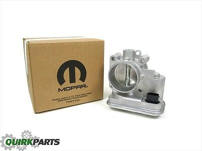 2007-2017 Jeep Dodge Chrysler 1.8L 2.0L 2.4L THROTTLE BODY OEM BRAND NEW MOPAR