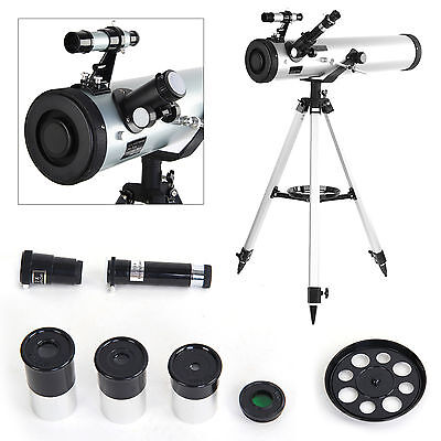 Performance 700-76 Reflector Astronomical Telescope NEW UK FAST DELIVERY